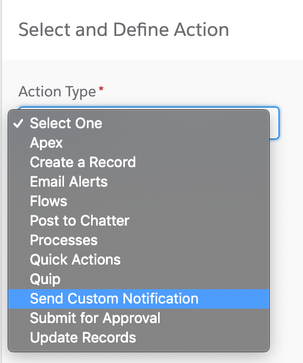 Get #Buildspiration with Custom Notifications in Summer '19
