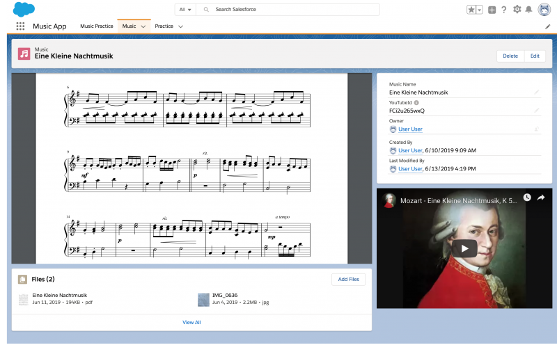 Play YouTube Videos Through Lightning Web Components