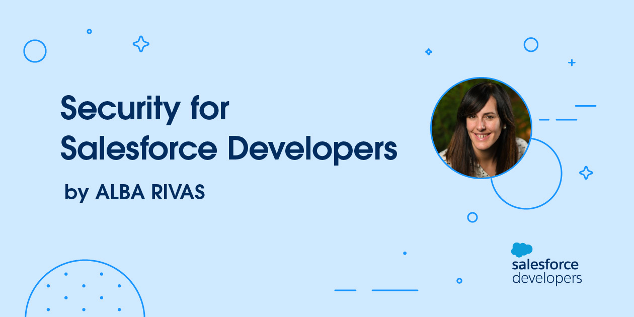 Security for Salesforce Developers