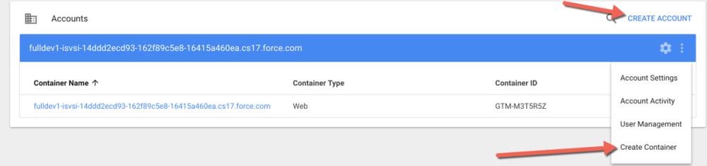 Google Tag Manager for Community Cloud | Developer Force Blog