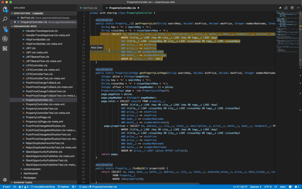 Salesforce for VS Code: Apex Replay Debugger and More