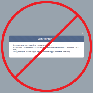 Error Handling Best Practices For Lightning And Apex Salesforce Developers Blog