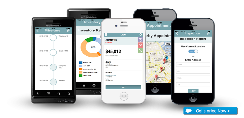 New Mobile Services For The Micro-Moment | Developer Force Blog