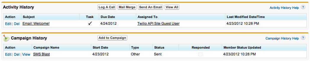 SMS Lead Generation with the Twilio Library for Salesforce