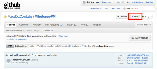 How To Use Git, GitHub and the Force com IDE with Open