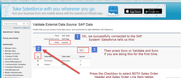 Configure Lighting Connect for SAP Access – Step by Step