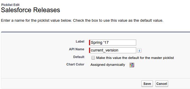 Keeping Picklist Integrations Safe by Using API Names | Developer