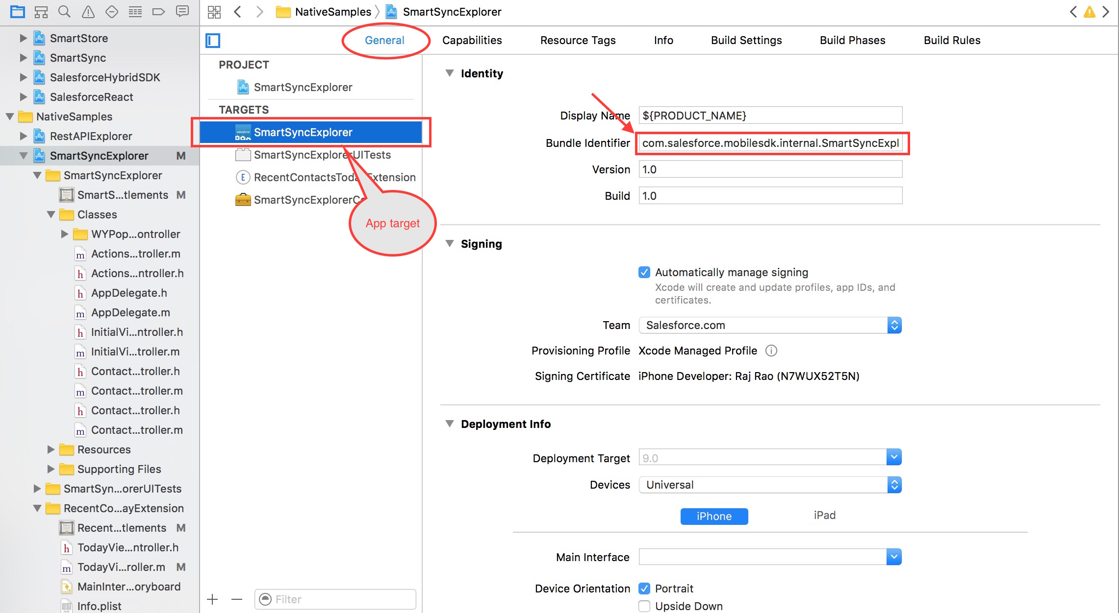 Getting Started with iOS App Extensions in Salesforce Mobile