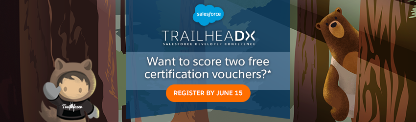 Level Up Your Cred At Trailheadx With Free Certification